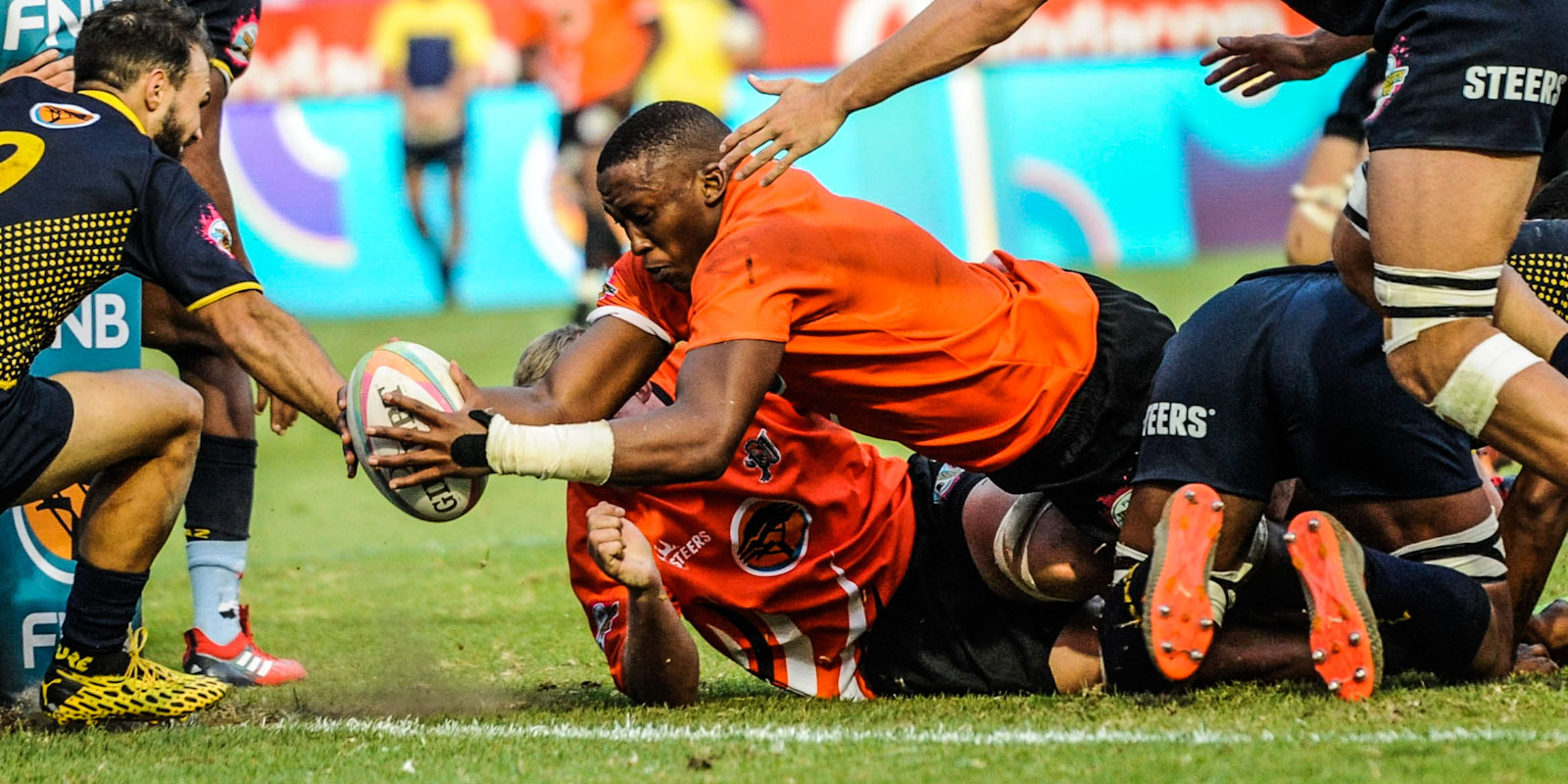 UJ broke a long losing streak with a deserved victory over the Madibaz.