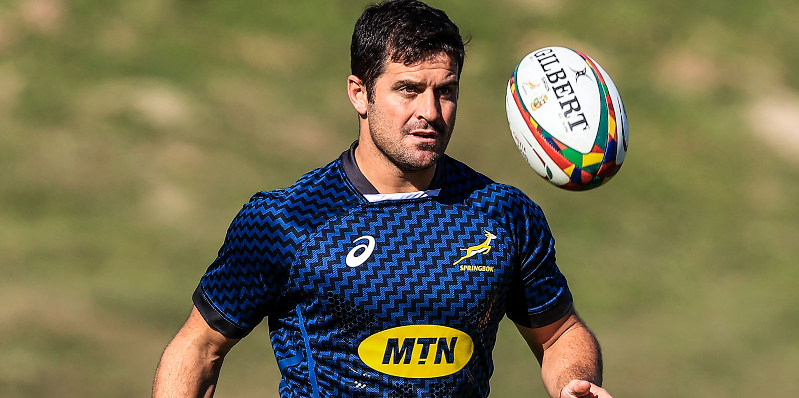 Morne Steyn is back in a Bok match-23 for the first time since 2016.
